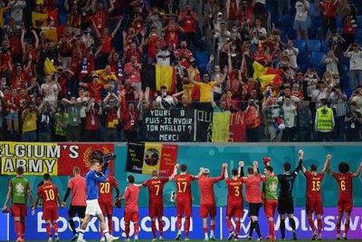Bélgica ni suda en su grupo y clasifica con puntaje perfecto
