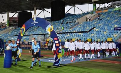 ¡Funcionan protocolos sanitarios! La Copa América avanza con 99 % de los test anticovid negativos