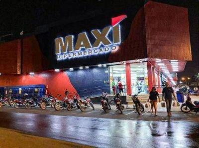Funcionaria Maxi Hipermercado fue víctima de hurto de su motocicleta