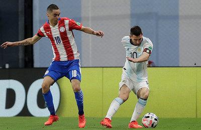 Paraguay con equipo confirmado para medir a Argentina