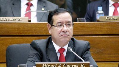 Derrota de Miguel Cuevas en importantes distritos de Paraguarí