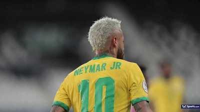 """""""Neymar está entre los mejores del mundo actualmente"""""""