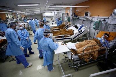 Reportan 110 fallecidos y 1.501 nuevos caso de Coronavirus