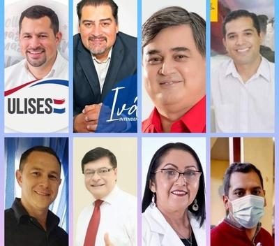 Alto Paraná ya tiene definido a los candidatos de los partidos tradicionales