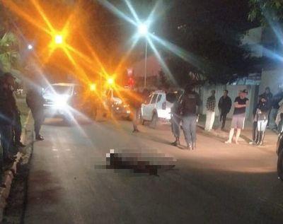 Paraguayo muere tras ser baleado por un policía brasileño durante asalto