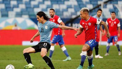 Uruguay y Chile firman tablas