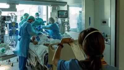 Coronavirus: 110 finados y 1.501 contagiados