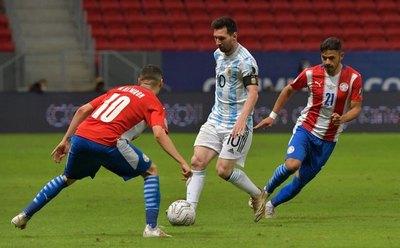 Paraguay regaló el inicio, dominó el segundo tiempo y terminó perdiendo