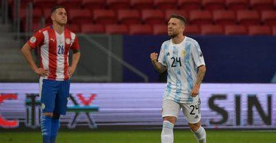 Paraguay vuelve a perder ante Argentina luego de 5 años y 11 meses