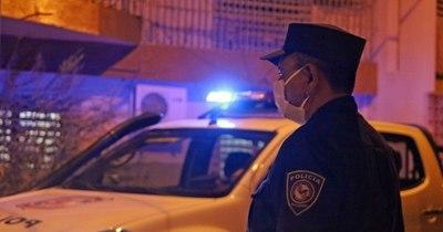 La Nación / Policía ebrio baleó a un automovilista