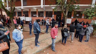 Seprelad remitió informes sobre manejo de candidatos