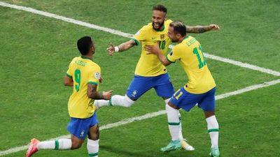 Brasil ya piensa en sortear a Colombia