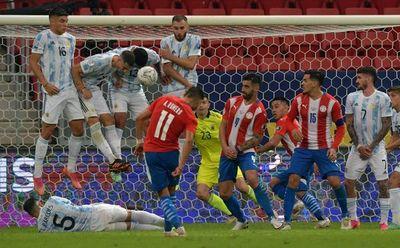 A Paraguay le cuesta ser ganador