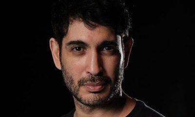 """Teatro: Diego Mongelós y lo que subyace bajo el mito de """"Hemingway"""""""