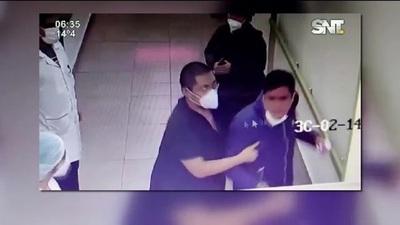 IPS INGAVI: Furia en el Hospital