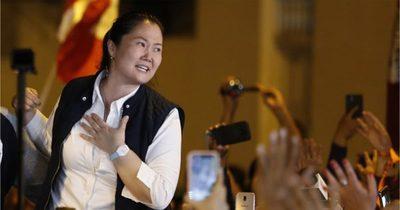 Caso Odebrecht en Perú: Juez rechazó el pedido del fiscal para que Keiko Fujimori vuelva a prisión