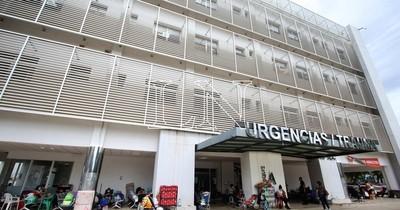 La Nación / Enfermeros repudian agresión a personales de blanco en el IPS Ingavi