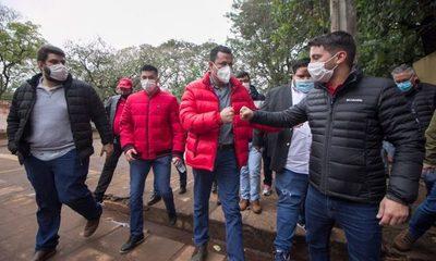 Ernesto Guerín encabezará la lista colorada para la Junta Municipal de Ciudad del Este – Diario TNPRESS