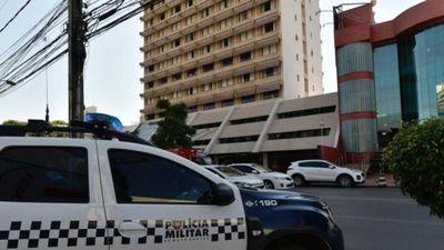Guardia de charrúas fue acusado de acoso sexual