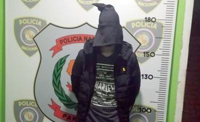 """Procesan a joven detenido con auto """"cabrito"""""""