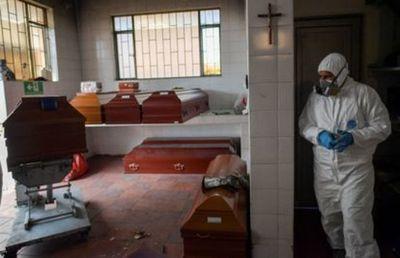 Colombia superó las 100.000 muertes por COVID-19