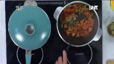 Cocina LMCD: Sopa de zapallo