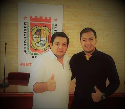 Concejales LIBERALES RASTREROS a Prieto van por el REKUTU