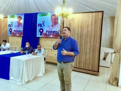 CDE: Candidato a intendente por el PLRA busca unificar criterios para las elecciones municipales