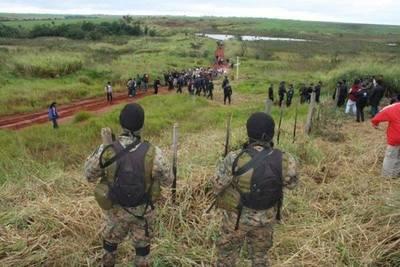 MILITARES NO TENÍAN NINGÚN DERECHO DE INTERVENIR EN LA MASACRE DE CURUGUATY