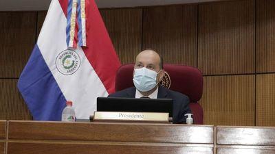 Óscar Salomón se perfila para otro periodo como titular del Congreso
