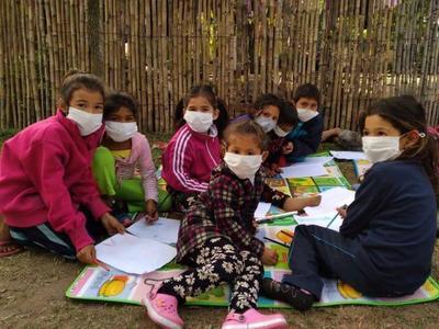 Minna realizó capacitación comunitaria sobre prevención de la violencia en Limpio