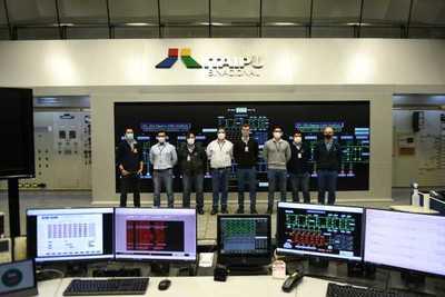 Ensayo Black Start se realizó en el sector de 50 Hz de la Central Hidroeléctrica Itaipu