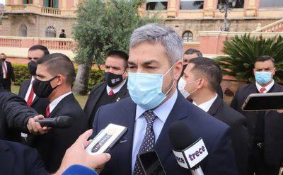 Abdo afirma que no se involucrará en cuestiones partidarias