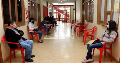 La Nación / Feria de empleo de la ANR ofrece 30 cupos con énfasis en hijos que son sostén de familia