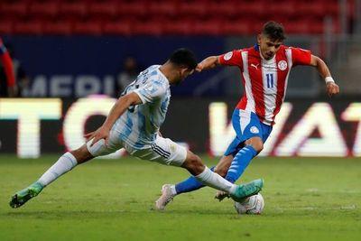 """Romero: """"Falta fuerza en la selección"""""""