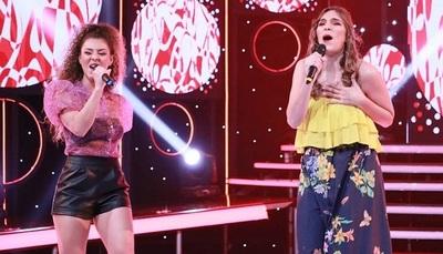 """Noche competitiva en """"Canta Conmigo Paraguay"""""""