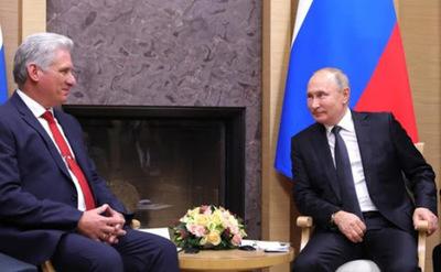 Putin y Díaz-Canel debaten por teléfono la cooperación entre Rusia y Cuba