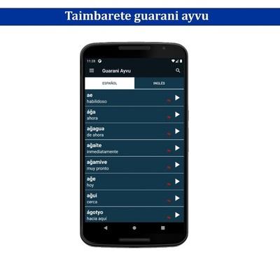 Guarani Ayvu: la nueva aplicación que traduce del guarani al castellano e Inglés