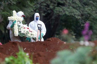 Enteráte por qué Suramérica se convirtió en el foco global de muertes por Covid-19