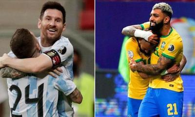 Con Argentina y Brasil ya clasificados, cómo quedaron los grupos y cuáles serían los posibles cruces en cuartos de la Copa América – Prensa 5