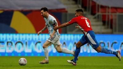 El paraguayo que intercambió camiseta con Messi