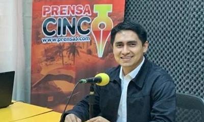 """Elvio Castro; """"Agradezco el inmenso apoyo y la confianza que depositaron hacia mi persona durante las elecciones"""" – Prensa 5"""