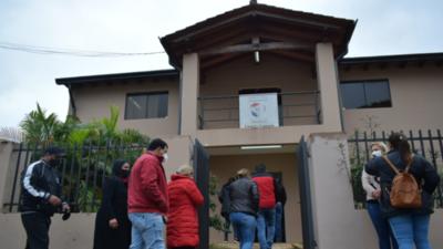 Líderes de movimientos denuncian presunto fraude electoral en Villarrica
