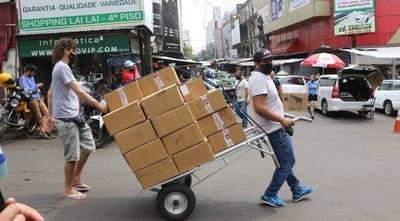 Subsidian a 20.000 trabajadores informales de la frontera con Argentina