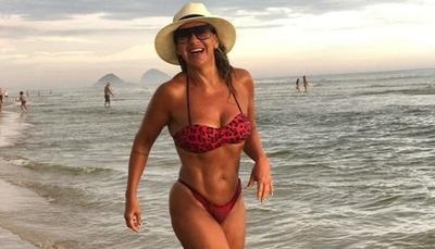 Hackearon la cuenta de Norma Benítez (Ex de Gamarra)