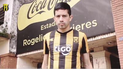 Guaraní suma a Alberto Contrera para el Torneo Clausura