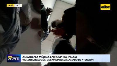 Compañeros de trabajo ratifican agresión a médica del Hospital Ingavi