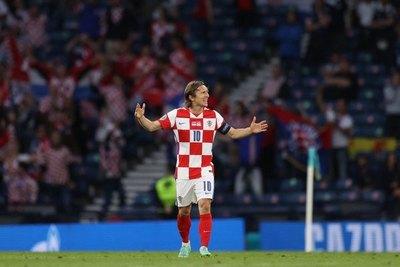 Croacia derrotó a Escocia y también se metió a octavos de la Eurocopa