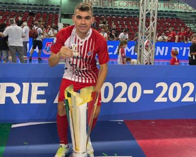 El paraguayo 'Kuko' Salas se corona campeón