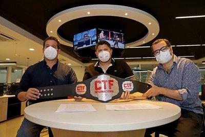 Padrino de lujo: Charles Oliveira dirá presente en el CTF 4 que transmitirá GEN